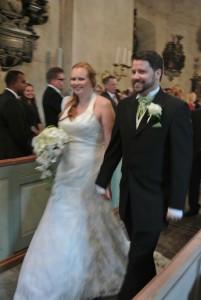 Anna-Maria Lindh & Michael Almer Bröllop